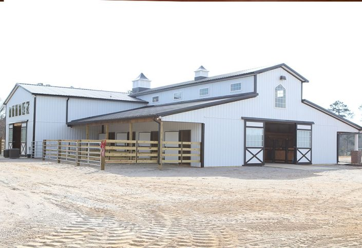 Commercial Horse Barns, Barn Builder