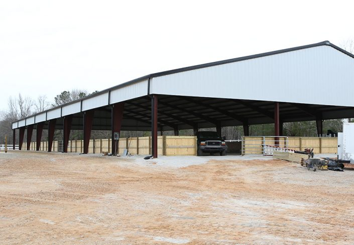 Covered Riding Arena