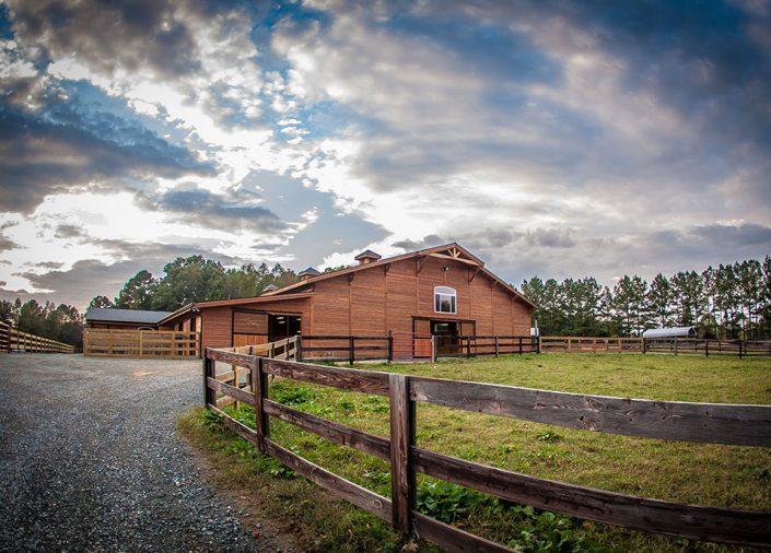 Commercial Horse Barns, Barn Builder