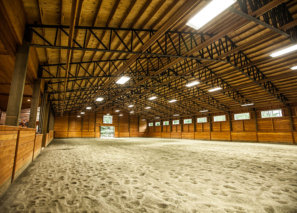 Indoor Riding Arena